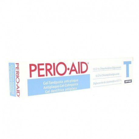 Perio-aid gel-dentifrice 0.12% 75ml