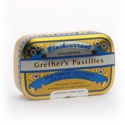 Grether's pastilles sans sucre 110g utilisé