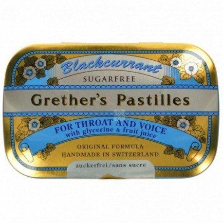 Grether's pastilles 60 g utilitaire sans sucre