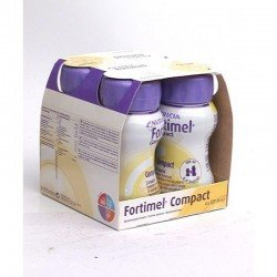 Nutricia Fortimel compact banane 4 125ml