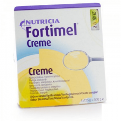 Nutricia Fortimel crème vanille 4x125g