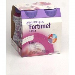 Nutricia Fortimel extra fruits foret 4x200ml
