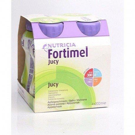 Nutricia Fortimel jucy pomme 4x200ml