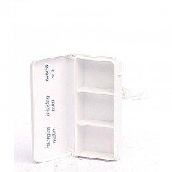 Pharmex day pill box 3 comp