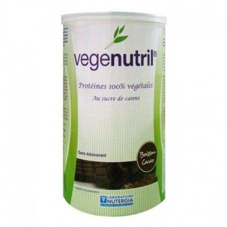 Nutergia Végénutril boisson cacao 300g