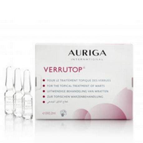 Auriga Verrutop solution 5x0,2ml