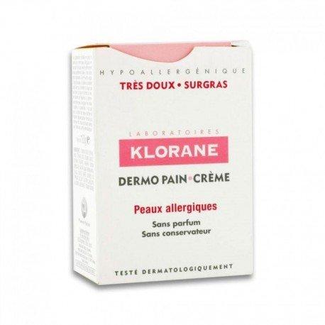 Klorane Dermo pain peaux allergiques 100g