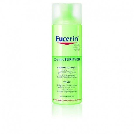 Eucerin Dermo purifyer lotion tonique 200ml