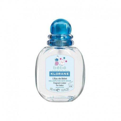 Klorane Bébé eau parfumée 50 ml