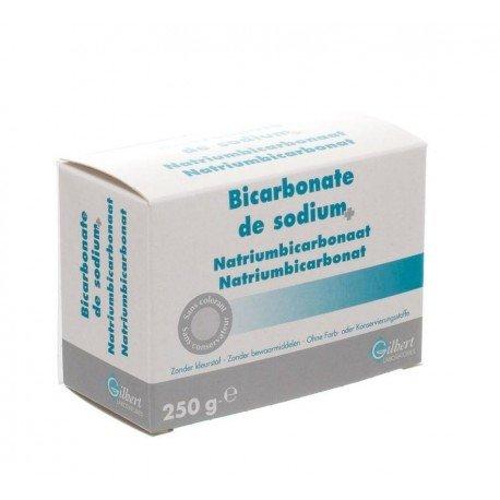 Gilbert na bicarbonate pdr 250g