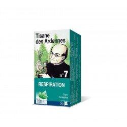 Tisane ardennaise n°7 Pectorale 20 infusettes
