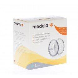 Medela bol recuperation lait maternel 1 paire