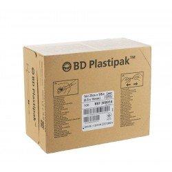 Bd plastipak ser.+aig.tuberc. 1ml+25g 5/8 1 303175