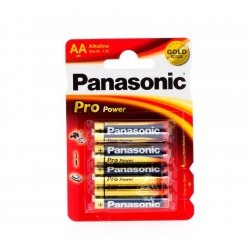 Panasonic batterie lr6 4
