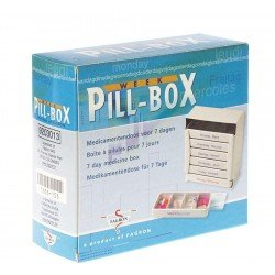 Pillbox week/ semaine