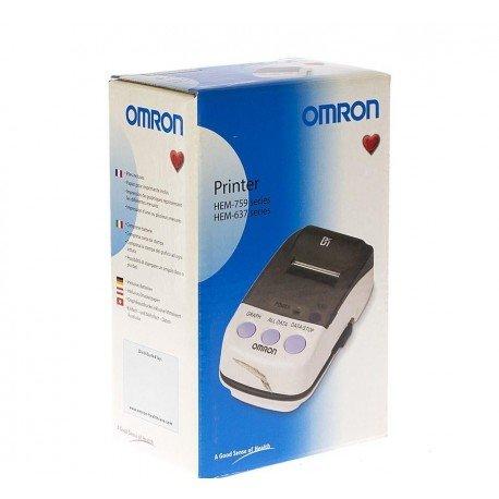 Omron tensiometre imprimante pour 705it/637it/r7