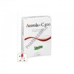 Acérola vitamine c 500mg 24