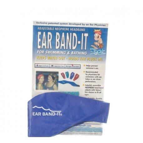 Ear band-it natation neoprene medium