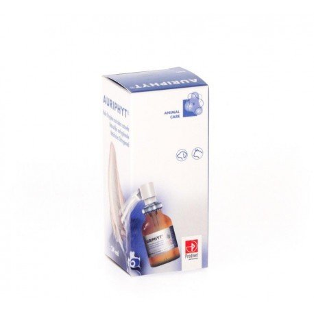 Auriphyt sol huileuse auriculaire 24ml