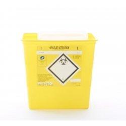 Sharpsafe container aiguilles 13l 4115a