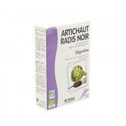Artichaut-radis noir bio    amp 20x10ml biotechnie
