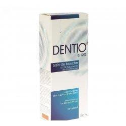 Dentio b 0,12% bain de bouche 250ml