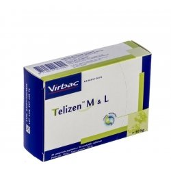 Telizen m&l chien-chat comp 30x100mg