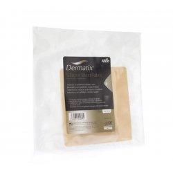 Dermatix silicone sheet clear adh 13x13cm 1