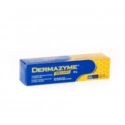 Dermazyme melivet pommade tube 60g