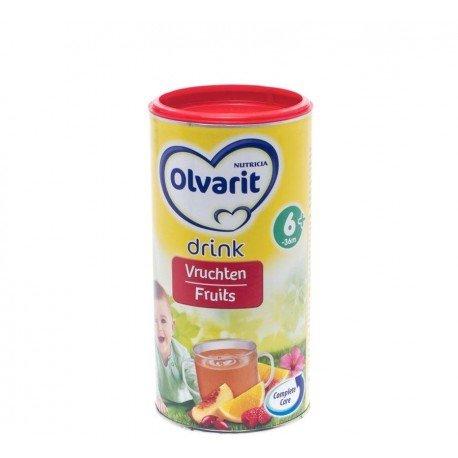 Olvarit drink fruits the granules 200g