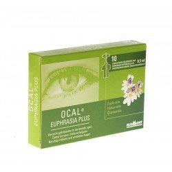 Ocal euphrasia plus 10x0,5ml
