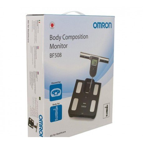 Omron body fat metre bf508