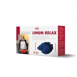 Sissel linum relax chausson conf.graines lin bleu