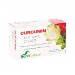 Soria curcumin tabl 60x600mg 6299