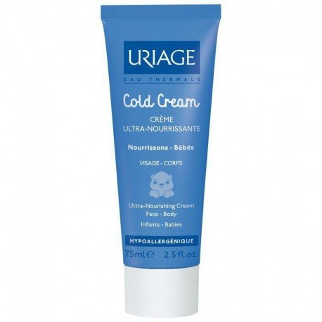 Uriage Bébé 1er cold cream tube 75ml