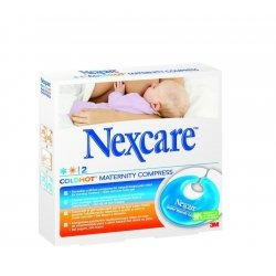 Nexcare 3m coldhot maternity compress 2+2 housses