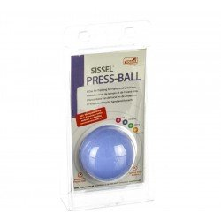 Sissel press ball medium bleu