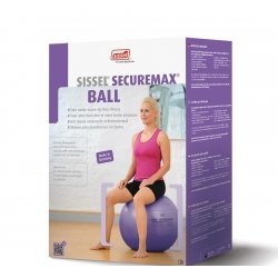 Sissel ball securemax ballon diam.45cm lilas