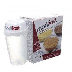 Modifast Starterpack Pudding & Milkshake + Shaker