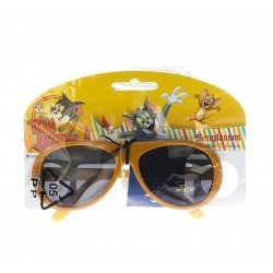 Hello kitty lunettes solaires tom&jerry orange