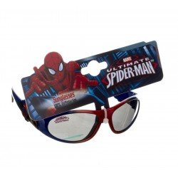 Hello kitty lunettes solaires spiderman rouge