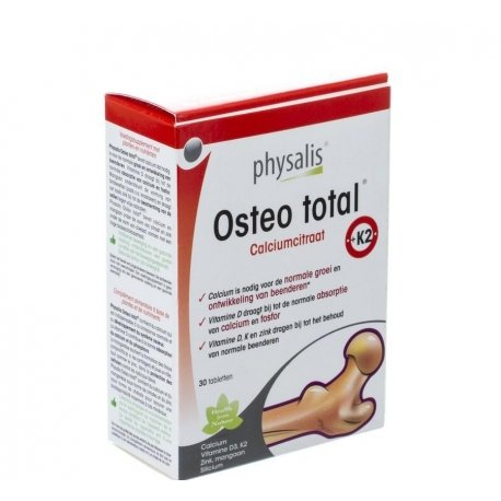 Physalis osteo total tabl 30 p10324