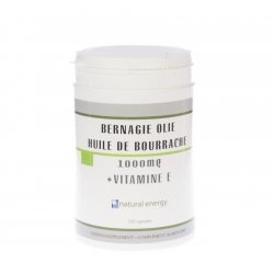 Huile bourrache natural energy caps 250