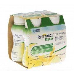 Resource repair vanille bouteille 4x200ml