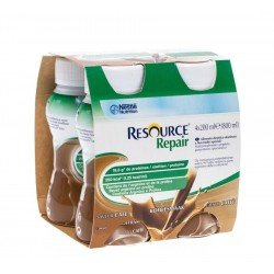 Resource repair cafe bouteille 4x200ml