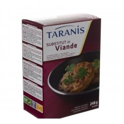 Taranis substitut de viande 4x62g 4653