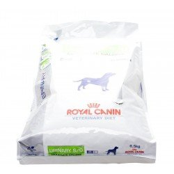 Vdiet urinary moderate calorie canine    6,5kg