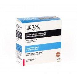 Lierac Prescription Crème Teintée Compacte Dorée Apaisante 10g