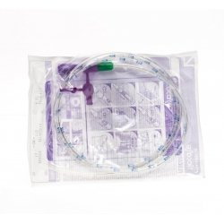 Flocare ng pur tube enlock guidewire ch14-110cm