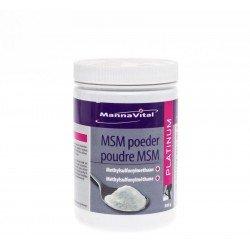 Msm poudre platinum 500 gr